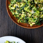 kale-brussel-sprout-salad-lemon-dressing